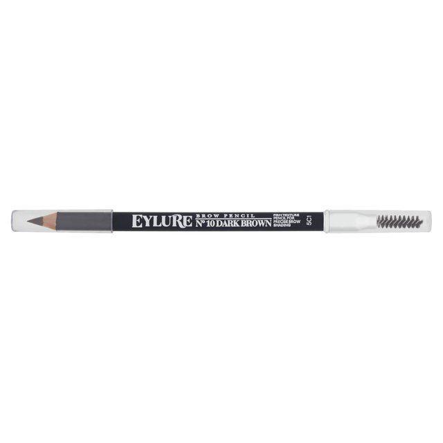Eylure London |  Brow Pencil Dark Brown - 2 Pack