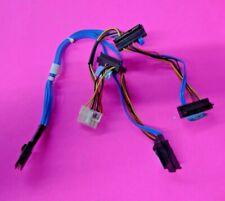 Power Cable Loom Dell P459G PowerEdge R410 4-Drop Hard Drive SATA//SAS Data