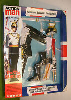 Vintage Action Man 40th Carded 17th/21st Lancers Famous British Uniforms