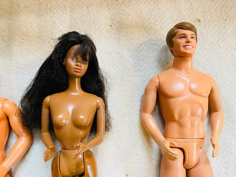 Barbie, Retro dukker