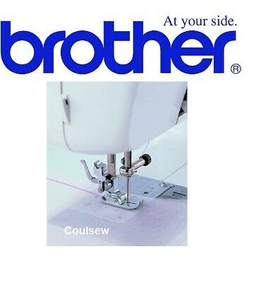 Brother Straight Stitch Foot Snap On 7mm Top Loading F042N