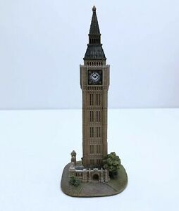 LILLIPUT-LANE-BIG-BEN-L2211-WESTMINSTER-LONDON-ENGLAND-BOXED-WITH-DEEDS