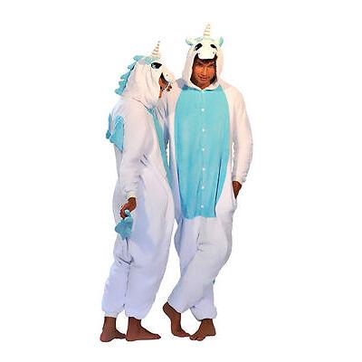 UNICORNIO Pijama Completo Unisex Disfraz De Kigurumi Con Capucha pijama