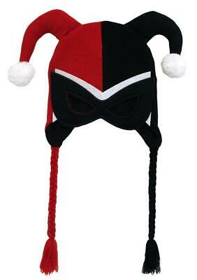 New Licensed Dc Comics Batman Harley Quinn Adult Mask Laplander