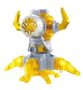Kamen-Rider-Wizard-PlaMonster-Series-03-Yellow-Kraken-F-S-w-Tracking-Japan