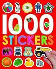 1000 Stickers by St Martin's Press(Mixed media product)