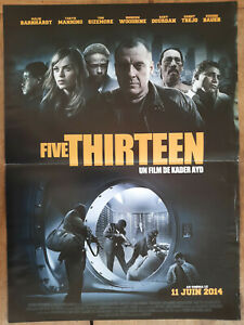 Plakat Five Thirteen Kader Ayd Malik Barnhardt Taryn Manning 40x60cm