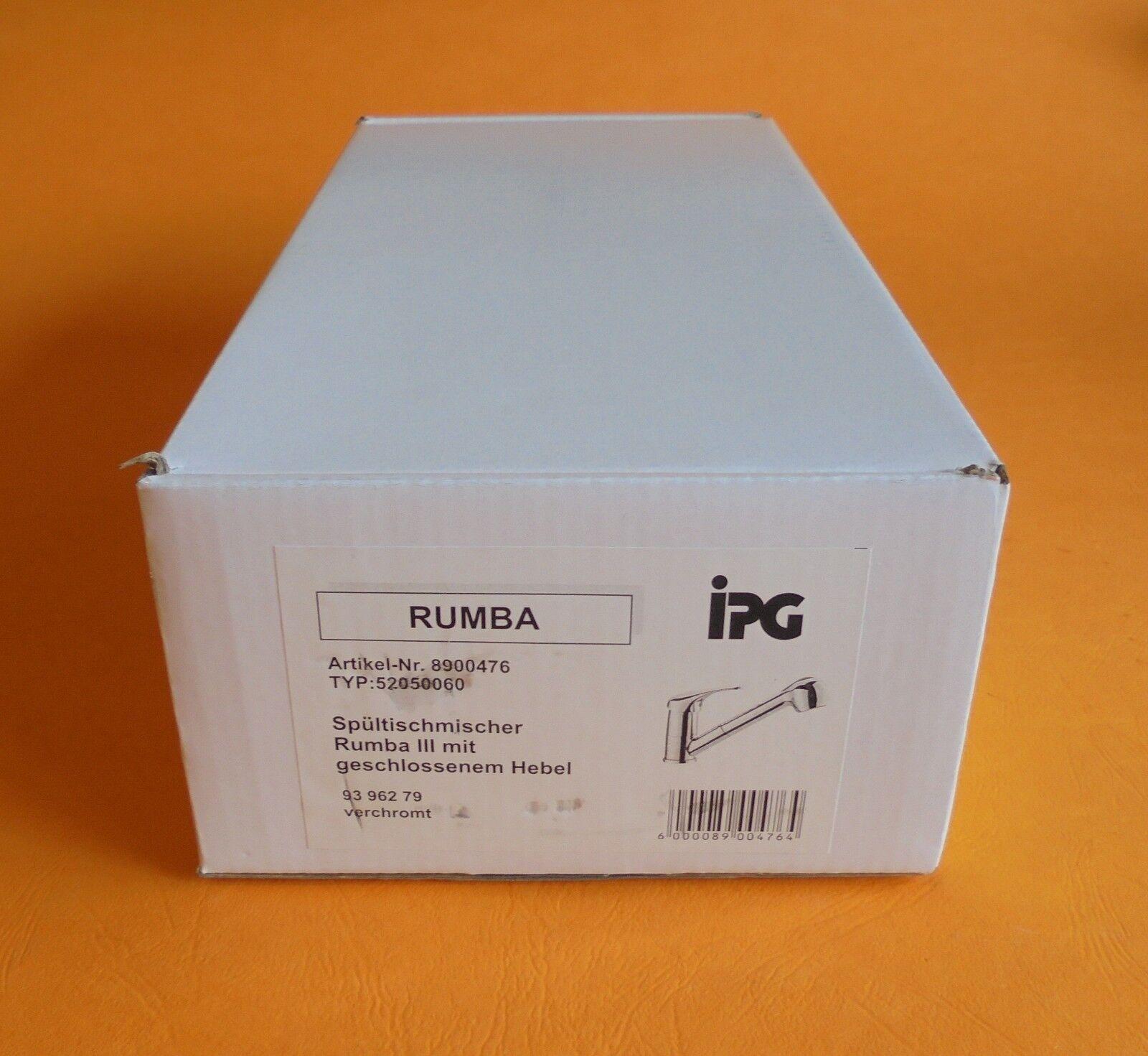 Rumba3 Küchen Spüle Armatur Einhebelmischer Brause   9396279 | Perfekt In Verarbeitung  | Modisch  | Vorzügliche Verarbeitung  | Tragen-wider