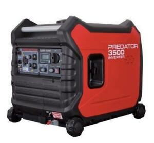 HOC QIG 3500 - 3500 WATT SUPER QUIET INVERTER GENERATOR 3500 WATT GENERATOR + 90 DAY WARRANTY + FREE SHIPPING Canada Preview
