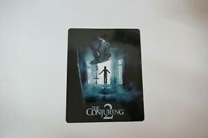 THE CONJURING 2 - Steelbook Magnet Cover (NOT LENTICULAR)