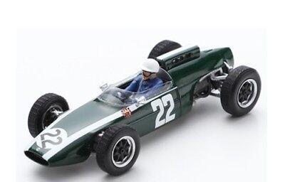 Lotus 24 BRM-HAP Sharp-fórmula 1 gp mexico 1963-1:43 Spark 4824