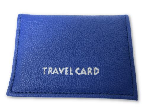 New Super Soft Quality Travel Wallet//Bus Pass//Id Card Driving Licence Holder