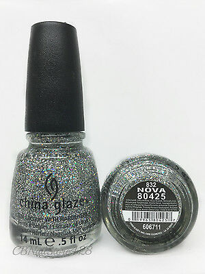 China Glaze Nail Lacquer- Nail Polish Collection Series 2 - Pick Any Color