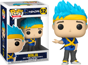 Icons Ninja Pop Vinyl-FUN47169-FUNKO