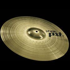 "Paiste PST 3 Crash/Ride Cymbal Medium Heavy Long Sustain Focused Full 18"""