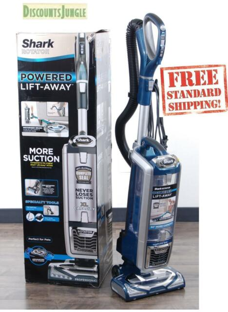 Shark UV795 NV755 Rotator Powered XL Vacuum Lift-Away, upright & canister 3-in-1