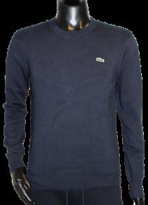 Lacoste Herren Pullover Sweater Strick navy NEU