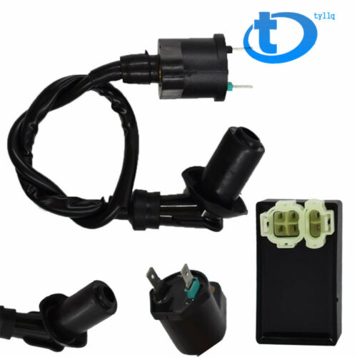 Ignition Coil For Honda TRX 300 Fourtrax FW 1988 1989 1990 1991 1992 CDI Box