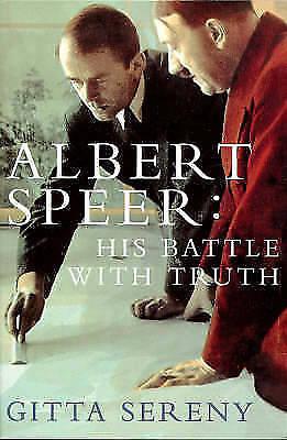 1 of 1 - Albert Speer: His Battle with Truth, Sereny, Gitta, New Book
