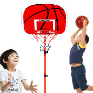Basketball-Stand-Net-Board-Portable-Outdoor-Garden-Game-Expandable-up-to-1-5m