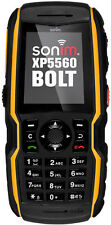 Sonim XP5560 Bolt Ultra Rugged Phone Water Resistant W/Micro SD Slot & Soft Keys