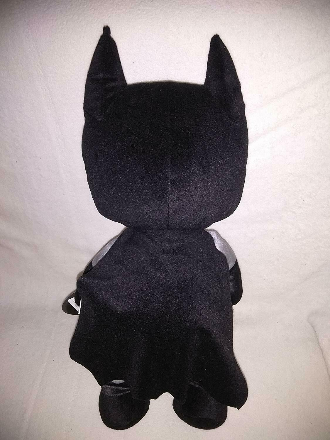 Large Large Large Batman Movie Plush 19.5 Inches & Level 2 Soft Book Robin To The Rescue c59bea