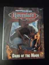 Sealed!! AD&D 2nd Edition=Ravenloft=DARK OF THE MOON=Adventure =TSR 9419
