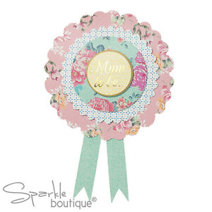 Image Is Loading MUM TO BE ROSETTE Badge Baby Shower Accessories