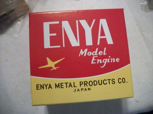 ENYA.15D II BOX /& INSTRUCTION SHEET FACTORY FRESH NEW