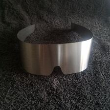 Back to the Future II 2 Doc Brown Glasses Sunglasses Prop Replica Metal 2015