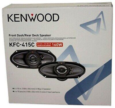 Rear Deck SHALLOW THIN MOUNT 2-way 150w 4ohm 69T3-RDK-E 6X9 Car Speakers