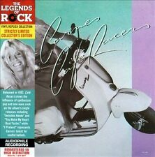Caf' Racers [Slipcase] by Kim Carnes (CD, Oct-2012, Culture Factory)