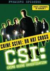CSI Crime Scene Investigation - The First Season 2006 Region 1 DVD