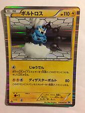 Pokemon Carte / Card Thundurus Rare Holo 019/053 R BW1 1ED