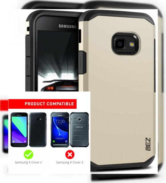 Coque Samsung Xcover 4 - Bez Housse Etui Antichoc Survivor Double protection P