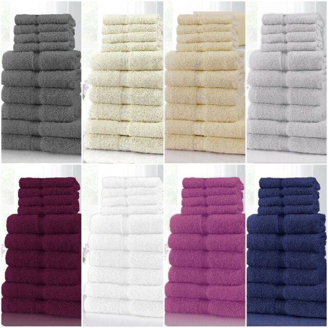 100/% Egyptian Cotton Towels Face Cloth Hand Towel Bath Towel Bath Sheet Bathroom