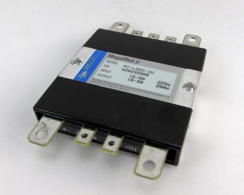 225W//200W Vicor MI-LA22-IU MegaMod Jr Single Output 16-50V DC Converter