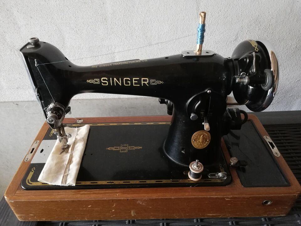 Symaskine, Singer 201-3