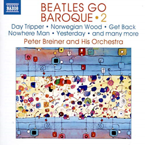 BREINER-BEATLES-GO-BAROQUE-AGAIN-CD-NEUF