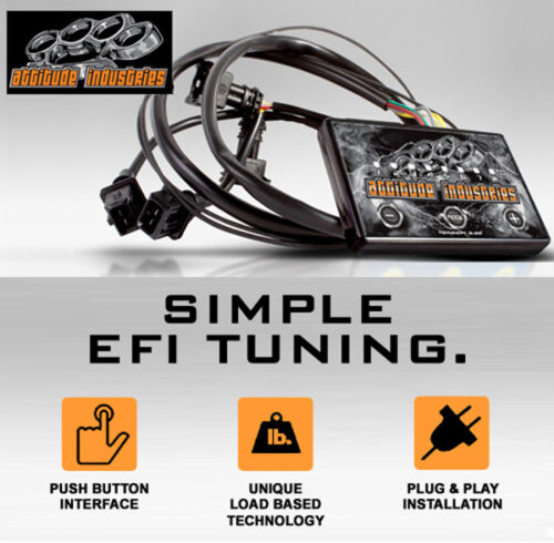 GEN 3.2 Honda Rincon 680 2006-2014 Attitude Fuel Tuning Controller//Programmer