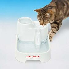 Pet Supplies Cat Mate Fresh Water Drinking Fountain For Cats And Small Dogs Cat Supplies