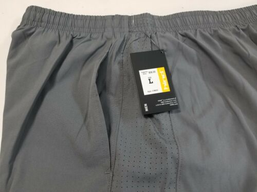 """HIND 7/"""" Men/'s Athletic Hydra Training Shorts with Built-In-Compression NEW RARE"""