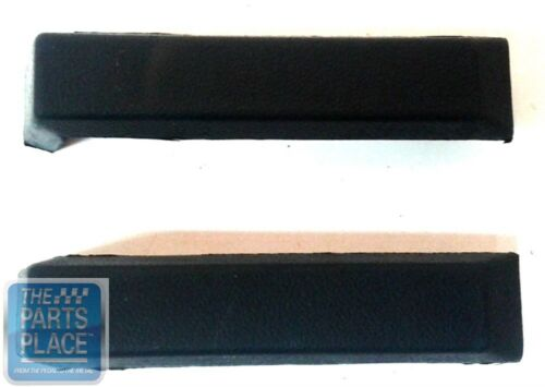 1982-87 Buick Regal Rear Bumper Guard Inserts