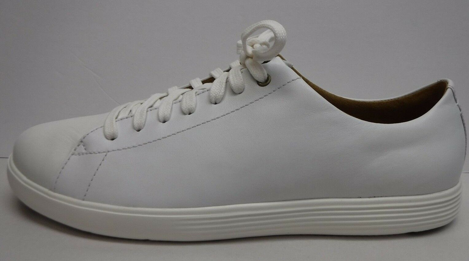Cole Cole Cole Haan Grand .OS Größe 10 Weiß Leder Sneakers New Damenschuhe Schuhes fcfe92