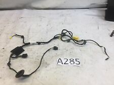 08 09 10 11 MERCEDES W204 C300 FRONT RIGHT DOOR WIRE WIRING HARNESS OEM 285A S