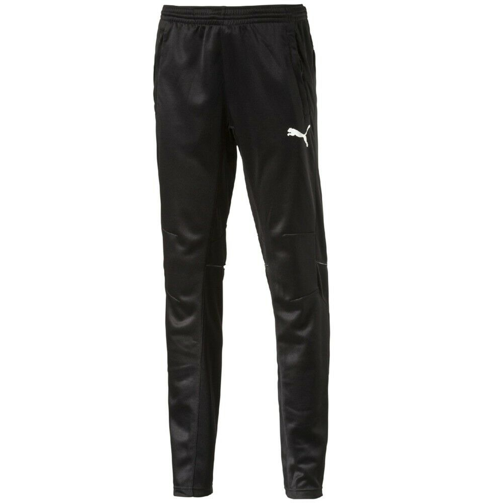 Men's Brand New Puma Soccer Training Athletic Fashion Sweatpants [653824 03]