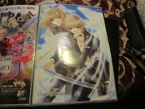 Angel-039-s-Feather-Poster-Good-Condition-PC-PS2