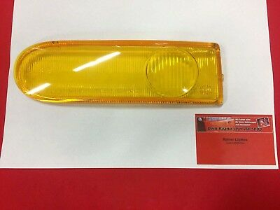 Streuscheibe Nebelscheinwerfer für Porsche 911 G-Modell gelb