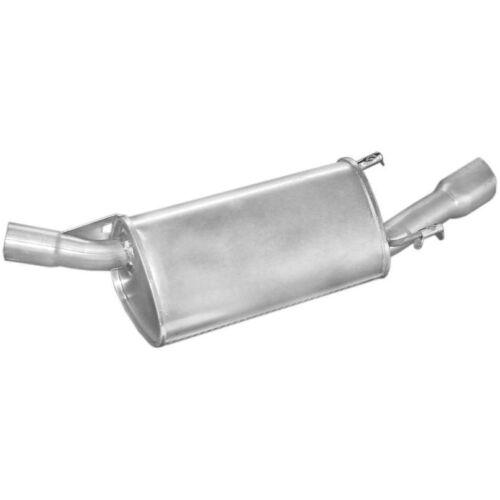 Endschalldämpfer Auspuff Opel Tigra 1.4-1.6i 94-12//97