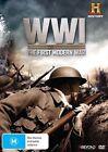 World War 1 - The First Modern War (DVD, 2014)